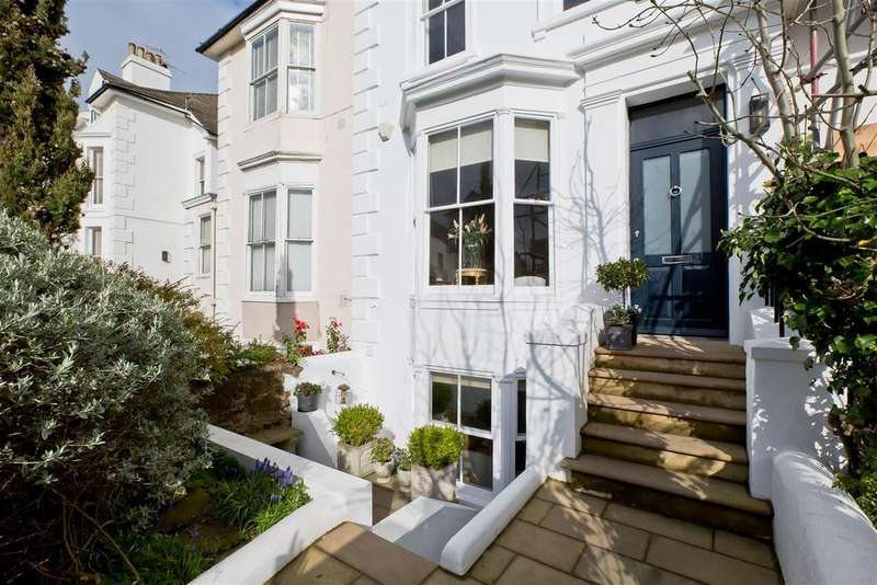 4 Bedrooms Terraced House for sale in Albany Villas, Hove
