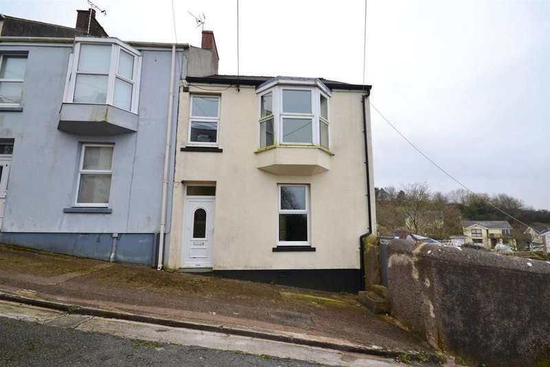 3 Bedrooms End Of Terrace House for sale in Beach Road, Llanreath, Pembroke Dock