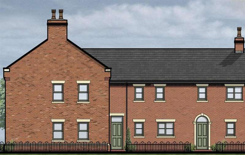 1 Bedroom Apartment Flat for sale in Windmill court, Eccleston, Chorley
