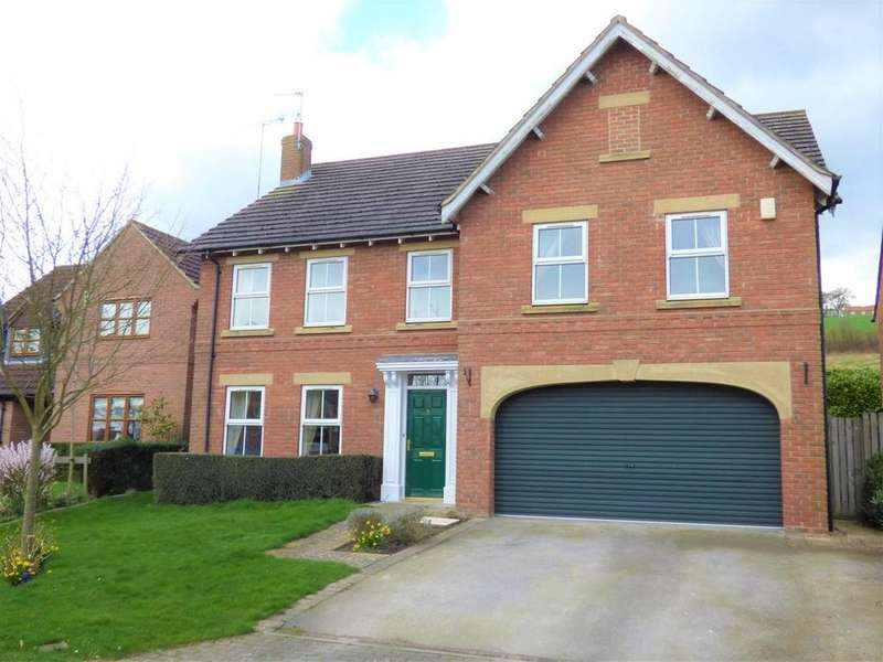 6 Bedrooms Detached House for sale in School Rise, North Newbald
