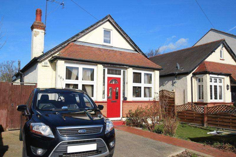 3 Bedrooms Chalet House for sale in Cumberland Avenue, Southend-On-Sea