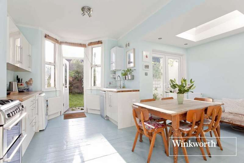3 Bedrooms Terraced House for sale in Boundary Road, Turnpike Lane, N22