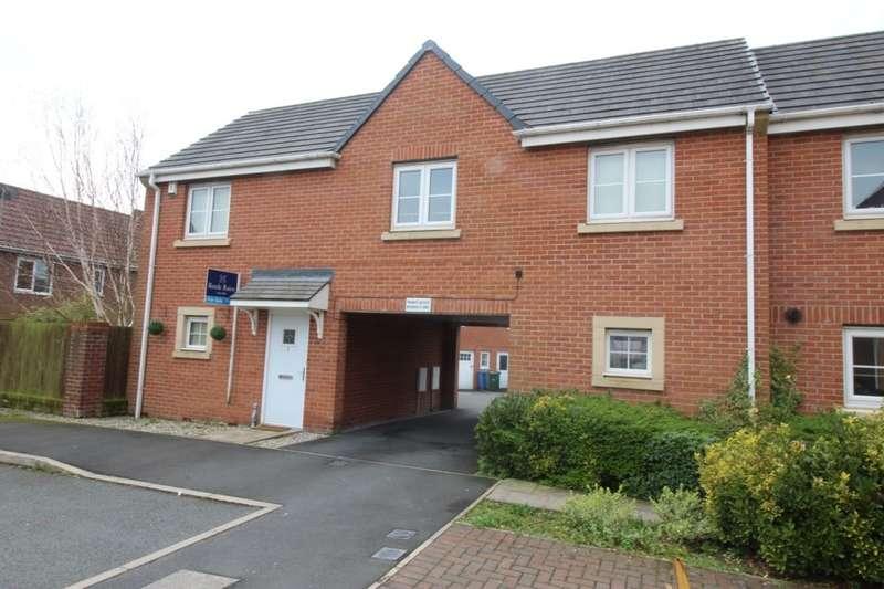 1 Bedroom Flat for sale in Baker Close, Buckshaw Village, Chorley, PR7
