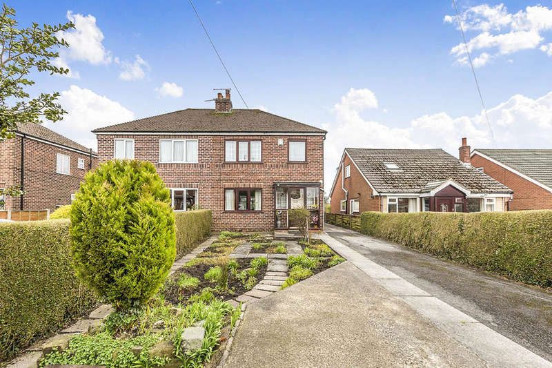 3 Bedrooms Semi Detached House for sale in Bannister Lane, Farington Moss, Leyland, PR26