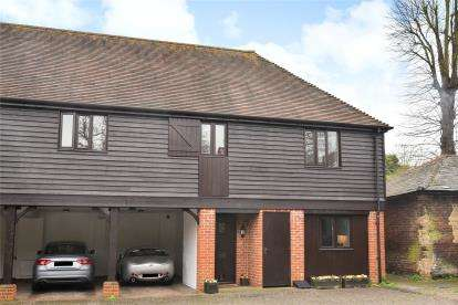 2 Bedrooms House for sale in Forge Mews, Addington Village, Croydon