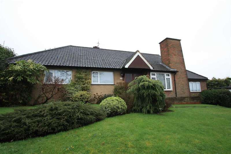 4 Bedrooms Detached House for sale in Chiltern Avenue, Bushey