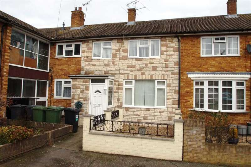 2 Bedrooms Terraced House for sale in Gascons Grove, Slough