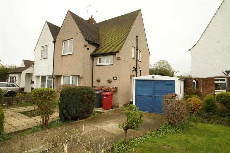 3 Bedrooms Semi Detached House for sale in Marina Way, Cippenham, Slough