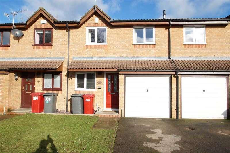 3 Bedrooms Terraced House for sale in Walpole Road, Burnham Gate, Cippenham