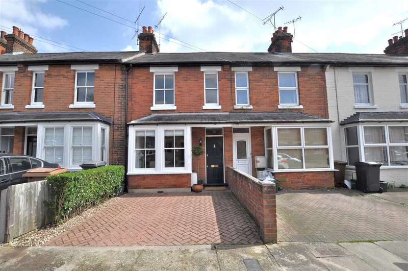 3 Bedrooms Terraced House for sale in Henry Road, Chelmsford