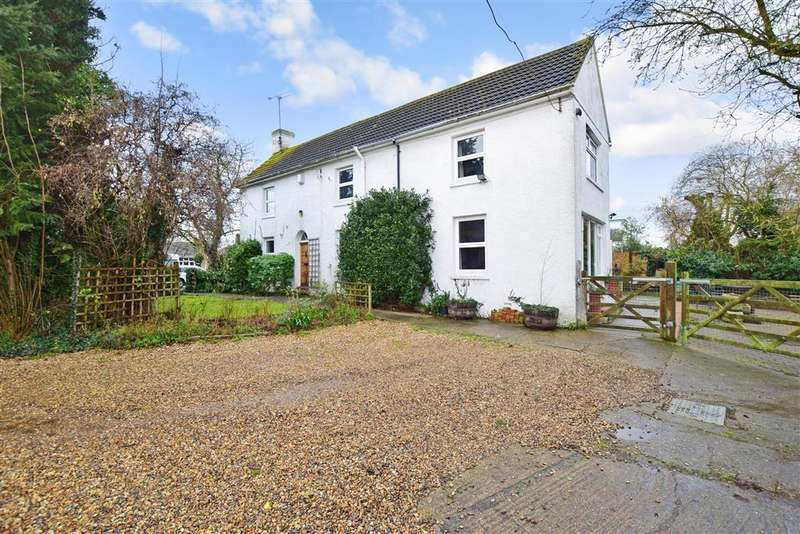 3 Bedrooms Semi Detached House for sale in North Stream, , Marshside, Canterbury, Kent