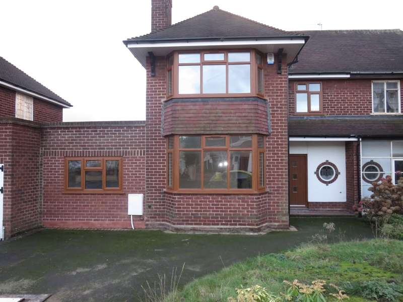 4 Bedrooms Semi Detached House for sale in Mill Lane, Willenhall