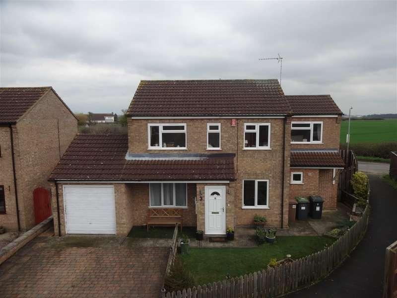 4 Bedrooms Property for sale in Juniper Close, Leasingham, Sleaford