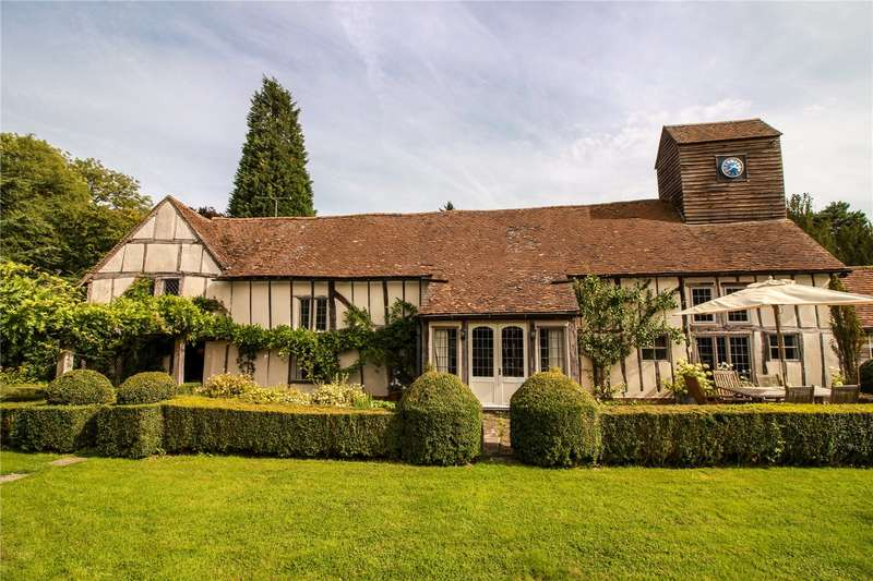5 Bedrooms Detached House for sale in East Street, Rusper, Horsham, West Sussex, RH12