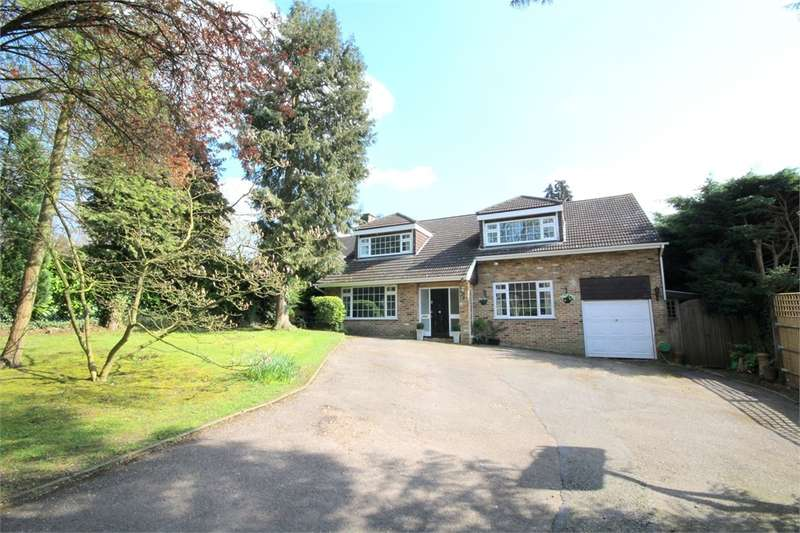5 Bedrooms Detached House for sale in Chiltern Hill, Chalfont St Peter, Buckinghamshire