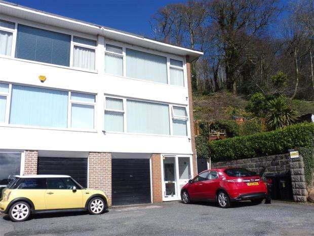 2 Bedrooms End Of Terrace House for sale in Primley Court, Waterleat Road, Paignton, Devon