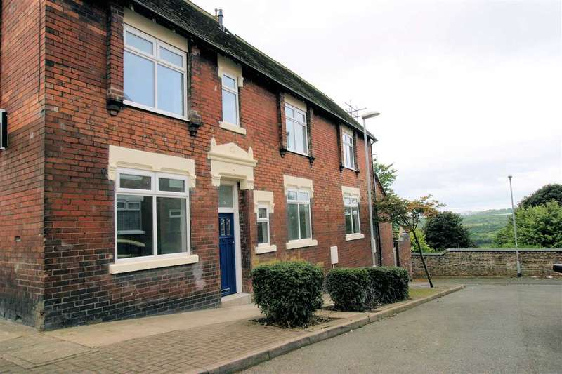 2 Bedrooms Apartment Flat for sale in Broomhill Street, Tunstall, Stoke on Trent