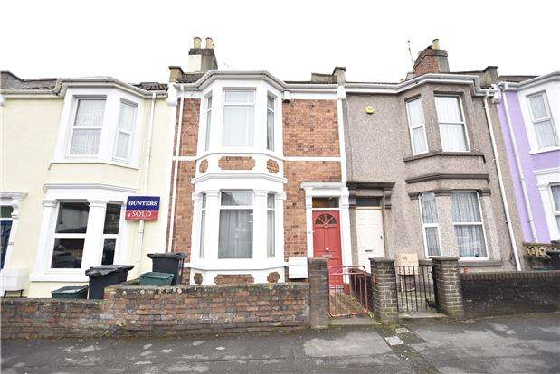 2 Bedrooms Terraced House for sale in Hall Street, Bedminster, Bristol, BS3 5PW