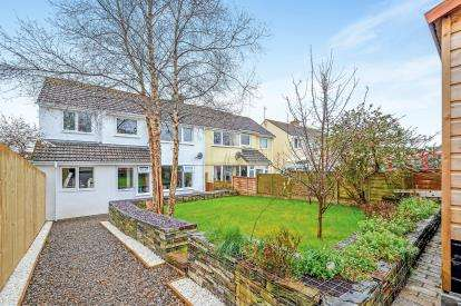 4 Bedrooms Semi Detached House for sale in Bodmin, Cornwall