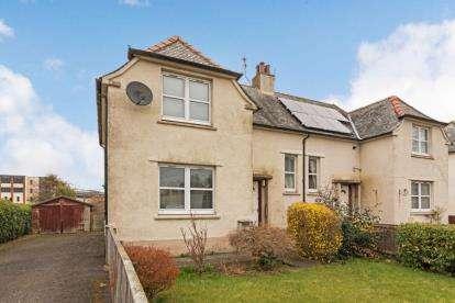 3 Bedrooms Semi Detached House for sale in Park Crescent, Bannockburn