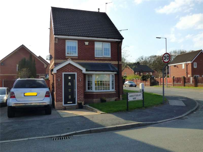 3 Bedrooms Detached House for sale in Abbotsbury Way, Liverpool, L12