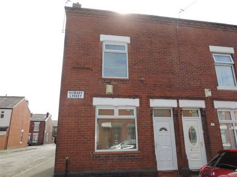 3 Bedrooms Terraced House for sale in Hobart Street, Manchester