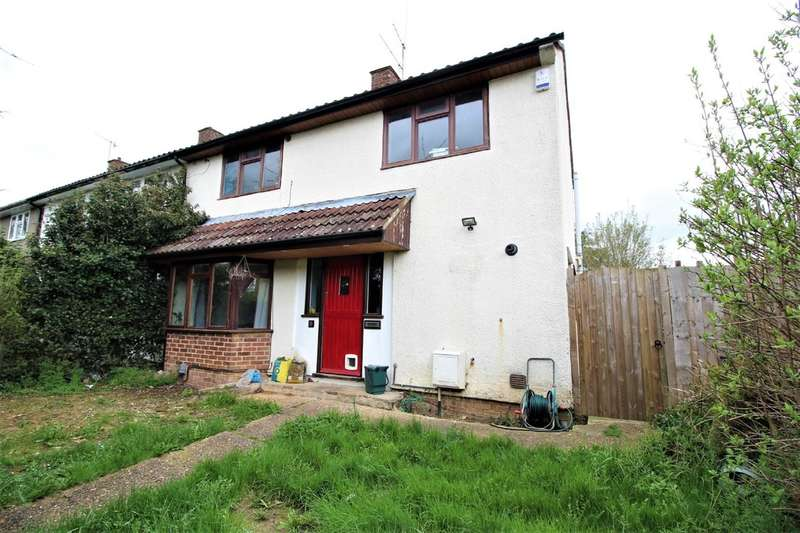 4 Bedrooms End Of Terrace House for sale in Chaulden, Hemel Hempstead