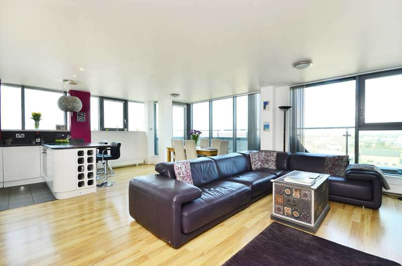 2 Bedrooms Flat for sale in Hardwicks Square, Wandsworth, SW18