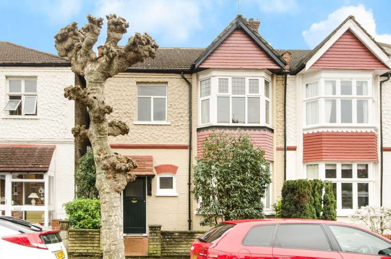 3 Bedrooms Semi Detached House for sale in Southdown Road, Wimbledon, SW20