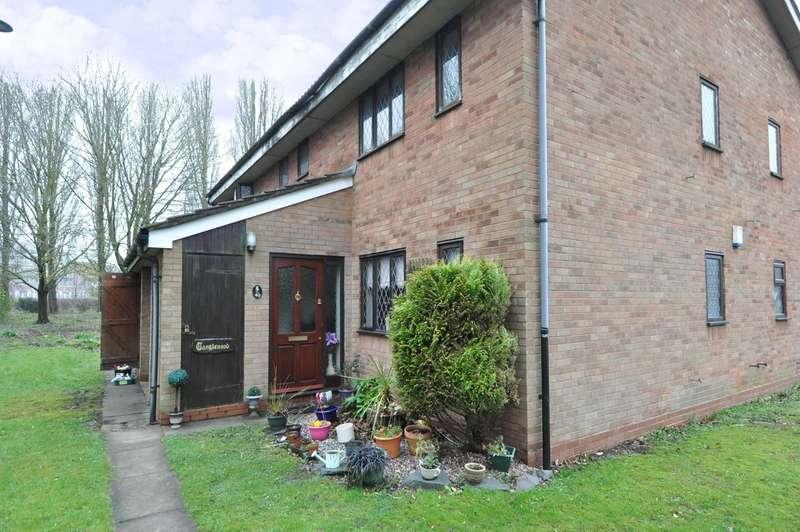 Studio Flat for sale in Lea Yield Close, Birmingham, B30