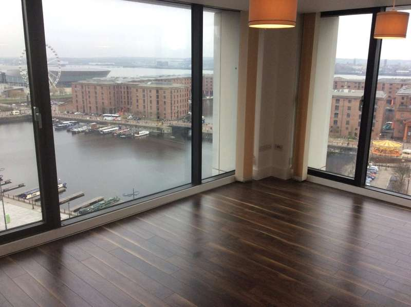 1 Bedroom Flat for rent in Ability Penthouses, 2 Custom House Place, Liverpool