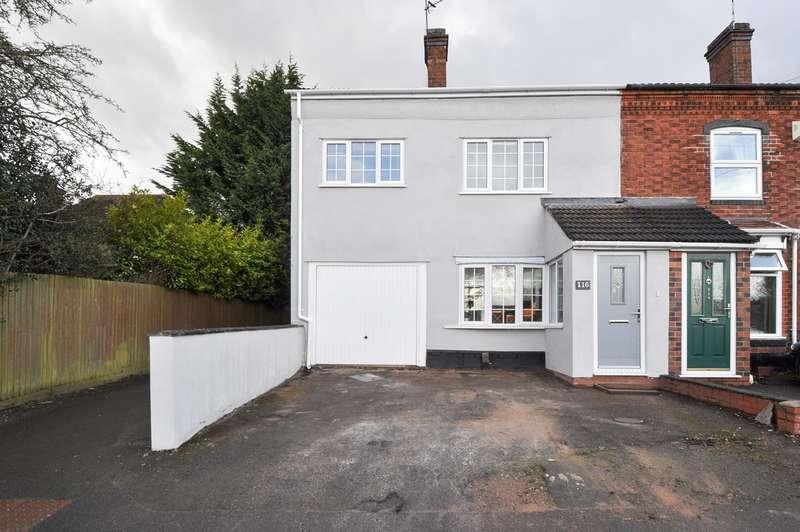 4 Bedrooms Semi Detached House for sale in Feckenham Road, Headless Cross, Redditch, B97