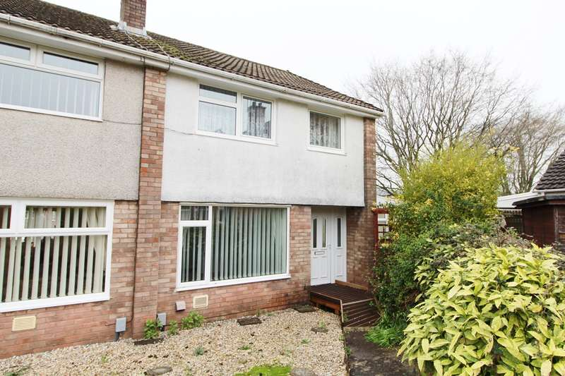 3 Bedrooms Semi Detached House for sale in Pilton Vale, Newport, NP20