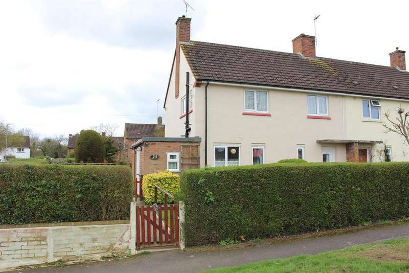 3 Bedrooms Semi Detached House for sale in Lady Leys, Cosby, Leicester