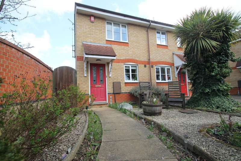 2 Bedrooms Terraced House for sale in Heron Close, Rayleigh, Essex