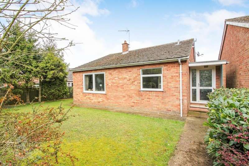3 Bedrooms Detached Bungalow for sale in Fairfield Road, Bungay