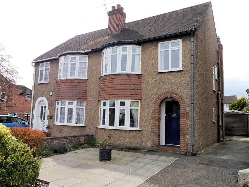 3 Bedrooms Semi-detached Villa House for sale in Clewer Hill Road, Windsor SL4