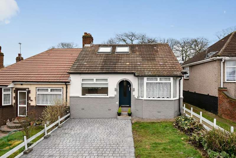 4 Bedrooms Bungalow for sale in Wenvoe Avenue Bexleyheath DA7