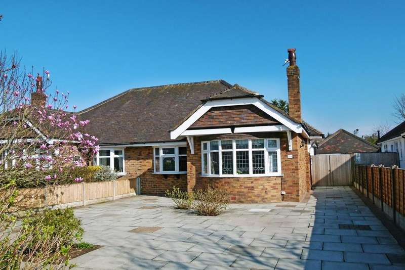 3 Bedrooms Semi Detached Bungalow for sale in Preston New Road, Southport