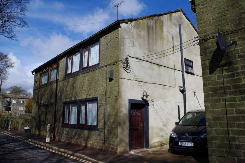 2 Bedrooms Cottage House for sale in Jumples Crag, Halifax HX2