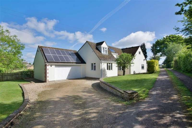 5 Bedrooms Detached Bungalow for sale in Wroslyn Road, Freeland