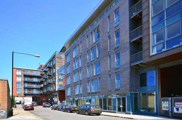 2 Bedrooms Apartment Flat for sale in Omega Works, E3