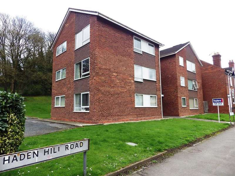 2 Bedrooms Flat for sale in Haden Hill Road, Halesowen