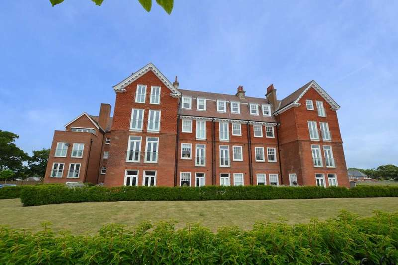 2 Bedrooms Apartment Flat for sale in Eversley Park, Folkestone, Kent