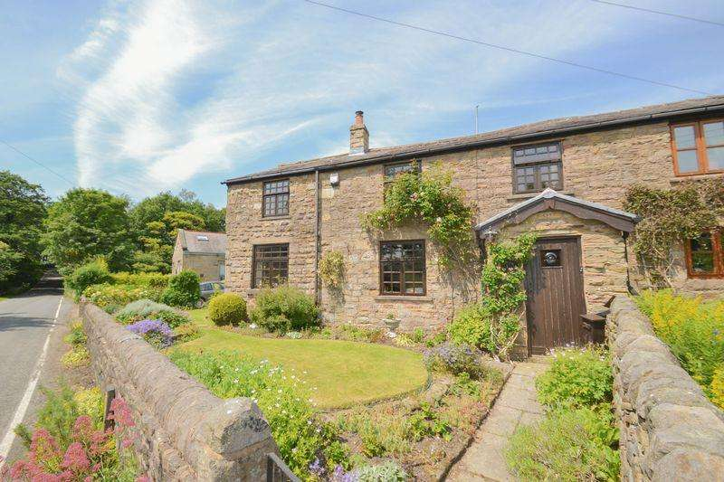 3 Bedrooms Cottage House for sale in Coppice Lane, White Coppice, Chorley