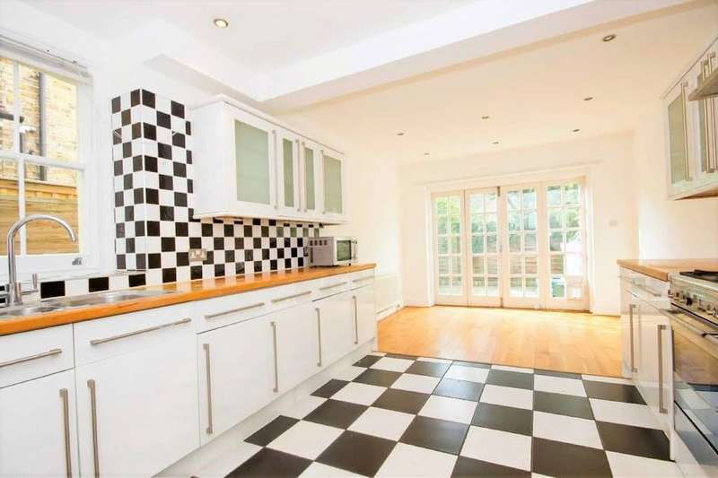 4 Bedrooms Terraced House for rent in Whellock Road, Chiswick, London