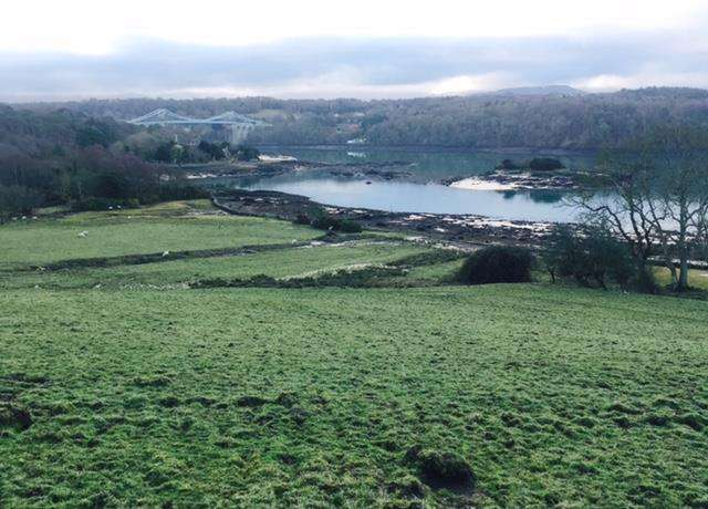 Land Commercial for sale in Holyhead Road, Menai Bridge, Anglesey
