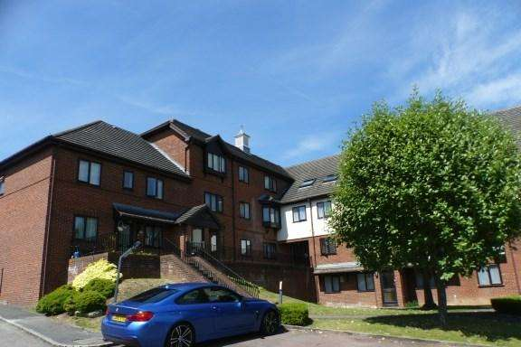 2 Bedrooms Apartment Flat for sale in Totteridge Avenue, High Wycombe
