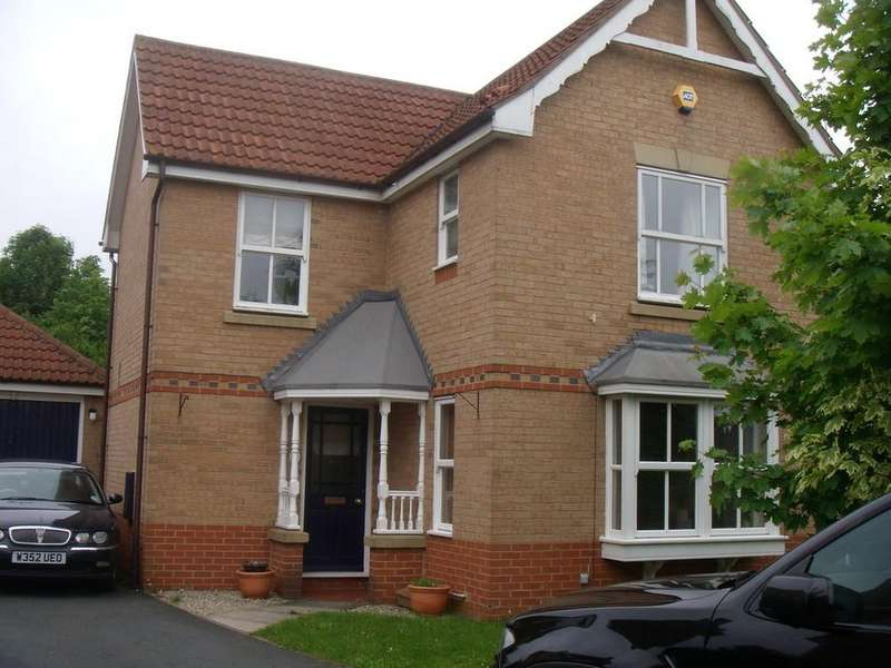 3 Bedrooms Detached House for rent in The Wickets, Colton, Leeds