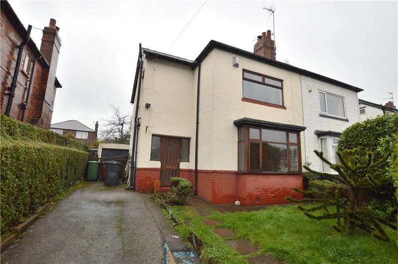 3 Bedrooms Semi Detached House for sale in Lincroft Crescent, Leeds, West Yorkshire
